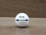 Styrofoam Ball Ø 6 cm