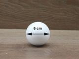 Bal Ø 6 cm - 1 stuk