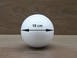 Styropor Kugel Ø 10 cm