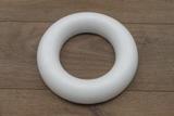 Polystyrene Circle flat backed