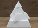 Piramide 10 cm hoog
