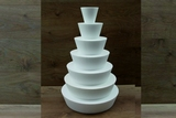 Fountain Cake dummy set of 7 pcs
