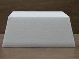 Conisch Vierkant taartdummies van 10 cm hoog