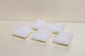 Mini pillow cake dummies