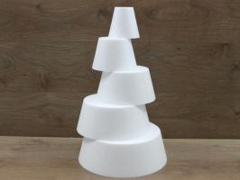Conical cake dummies