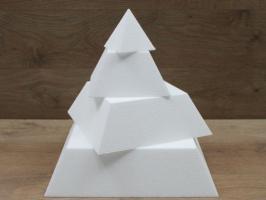 Pyramid cake dummies