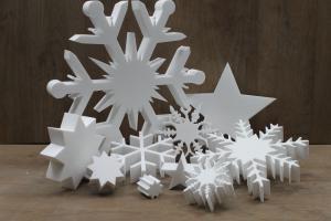 Sterne & Eiskristalle