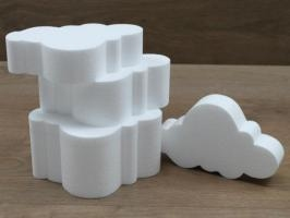 Cloud cake dummies